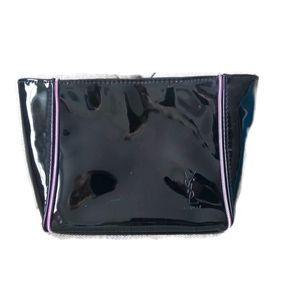 YSL Cosmetic Bag black